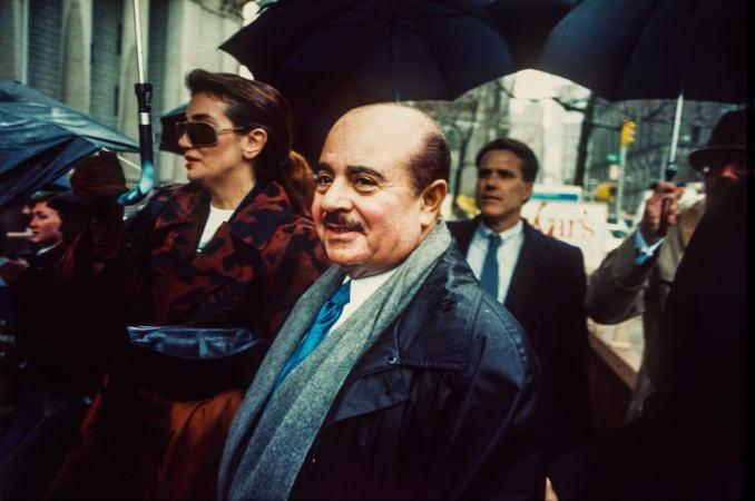 Adnan Khashoggi Jeffrey Epstein