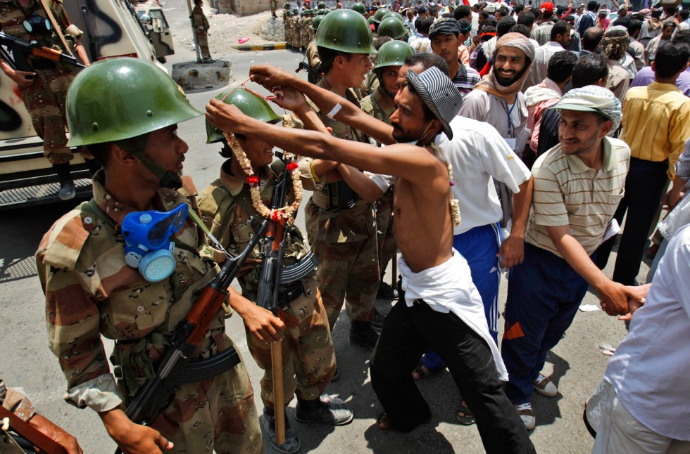 Arab Spring Yemen