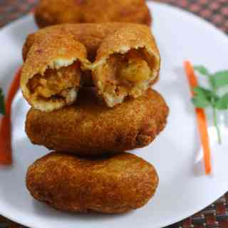 Bread Roll Stuffed Recipe