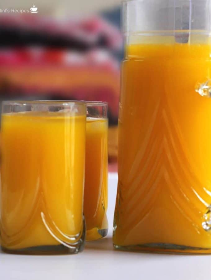 How To Make Mango Frooti At Home