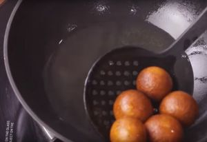 Instant Gulab Jamun Instructions
