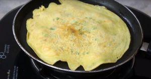 Veg Omelette