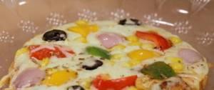 Veg Atta Pizza