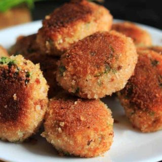 Veg Poha Cutlet PINTEREST
