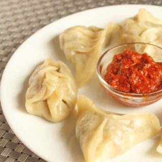 Veg momos recipe in Hindi