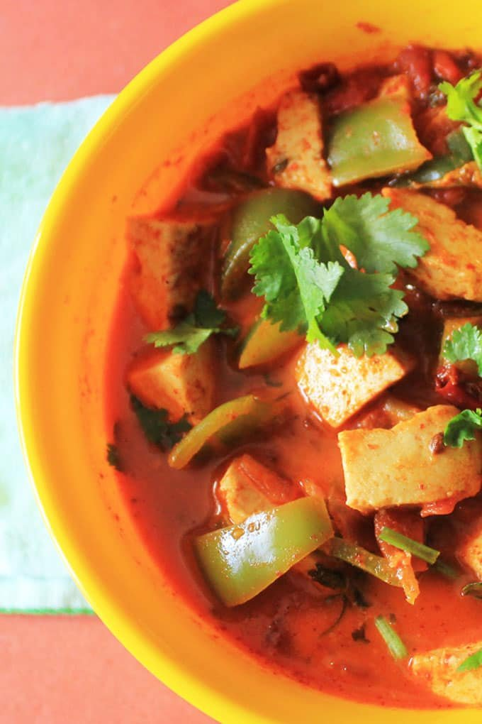 How To Make Kadhai Paneer Recipe