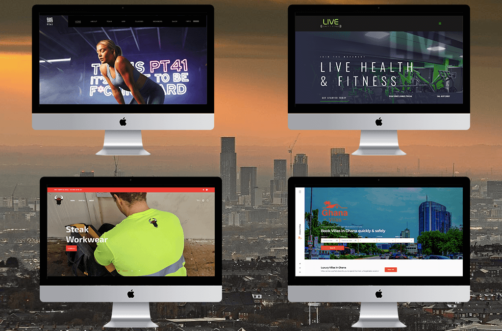 Top Rated Web Design in Whitefield