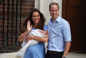 Kate Middleton Baby George