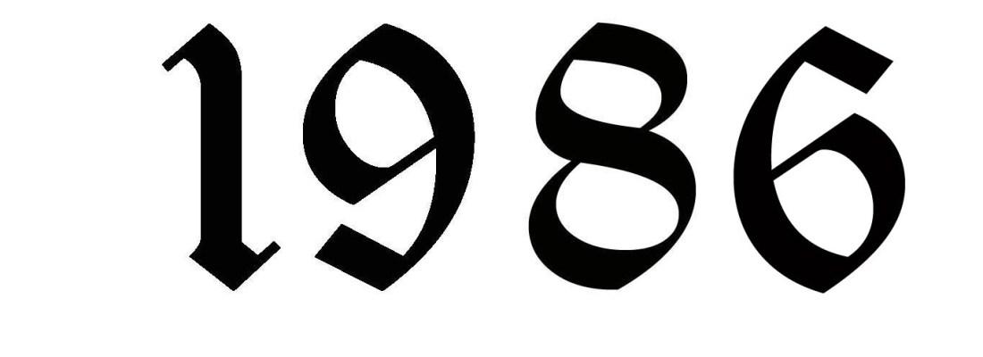 1986 – Un an MINUNAT!