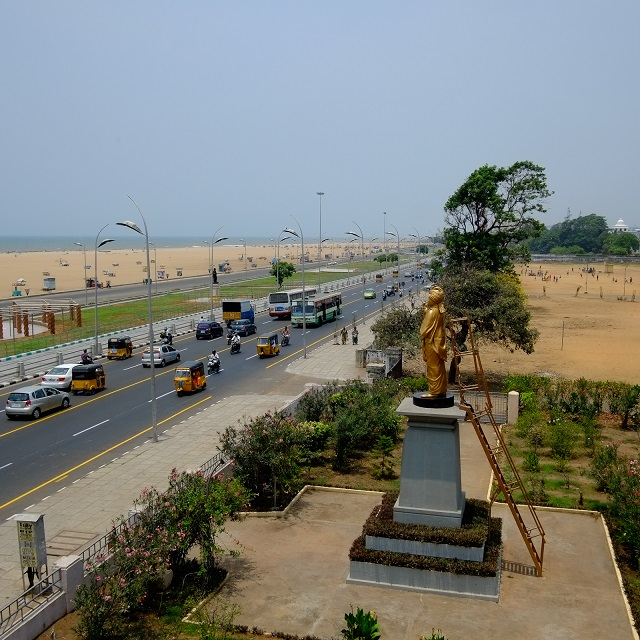 Marina Beach | Chennai, India