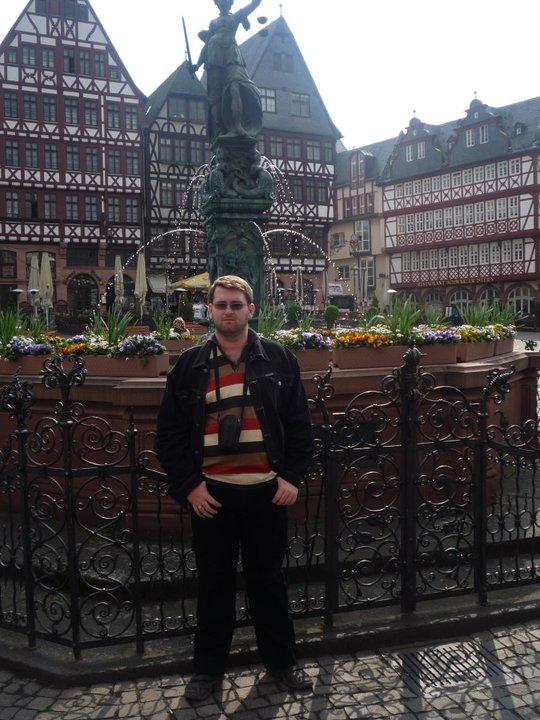Eu in Frankfurt