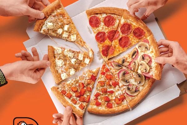 Prietenul fitos la pizza se cunoaste