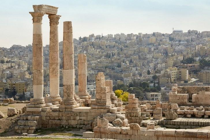 Templul-lui-Hercule-Amman-Iordania
