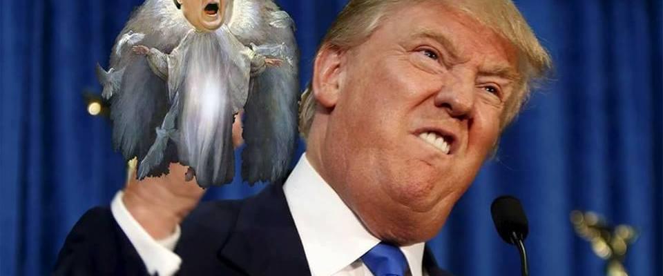 Glume cu Trump