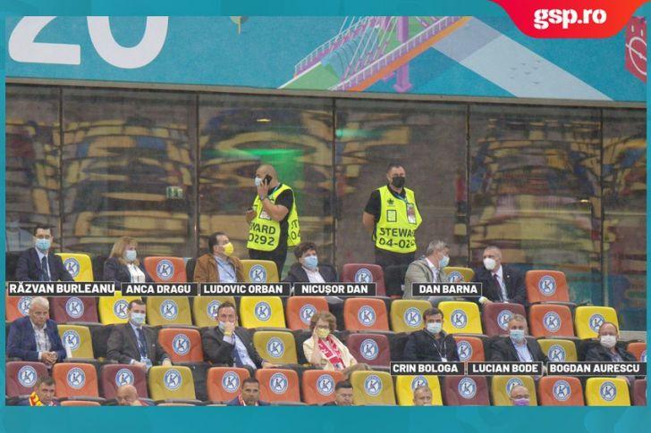 glume despre Euro 2020 la Bucuresti politicieni la VIP GSP