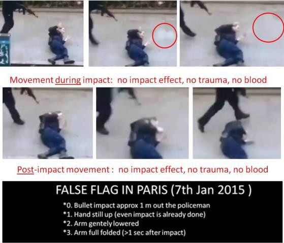 charlieHebdo - paris - jesuischarlie - january 7th 2015 - falseflag attack