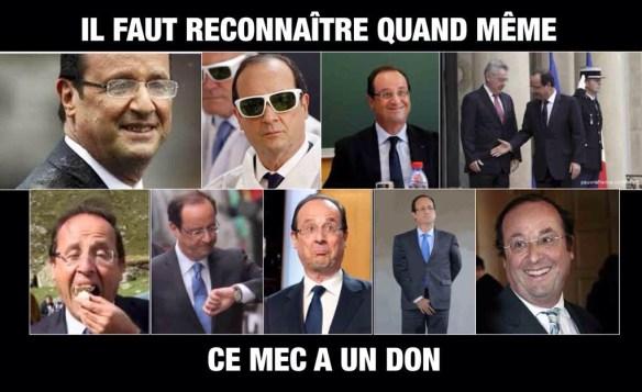 0000 - Hollande a un don
