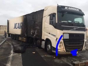 Camion Calais