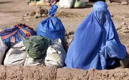 islam-femme-en-Afghanistan