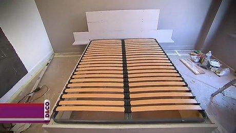 fabriquer un lit pas cher