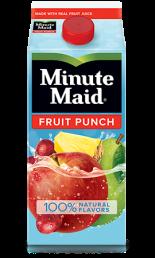 <p><b>FRUIT PUNCH</b></p>