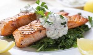 saumon bio