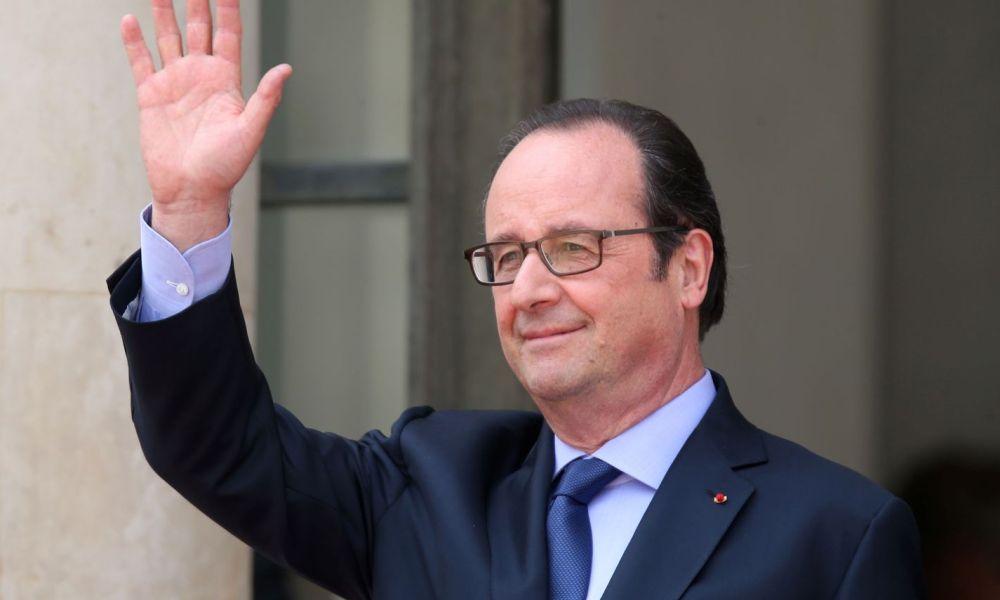 Election présidentielle 2017: François Hollande n'est pas candidat