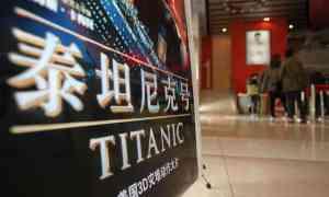 La Chine se lance dans la construction du Titanic grandeur nature