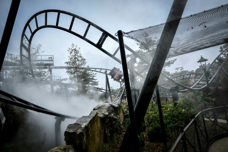 Attraction au Jardin d'Acclimatation