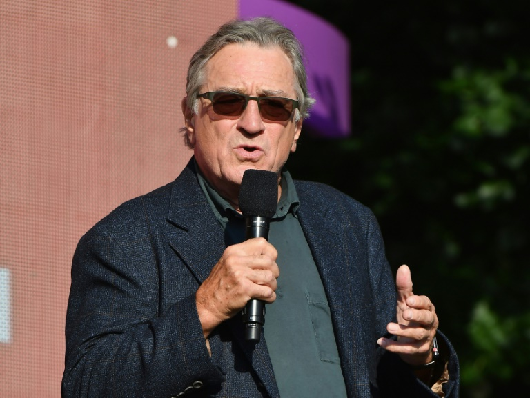 Robert de Niro à New York le 29 septembre 2018