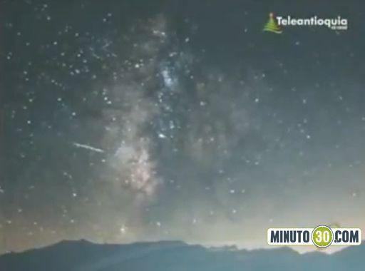 lluvia de estrellas En la madrugada se verá una impresionante lluvia de estrellas: 3 y 4 de enero