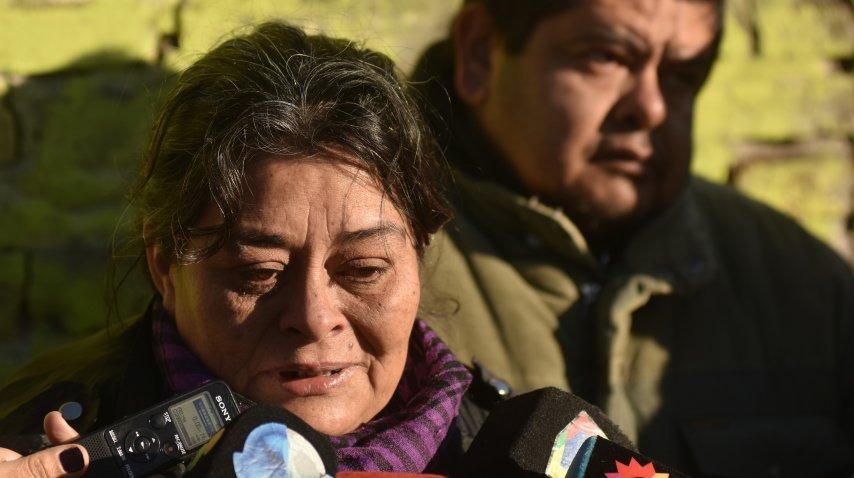 Madre de Rodrigo Correa.