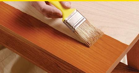 teindre du bois interieur l abc de la