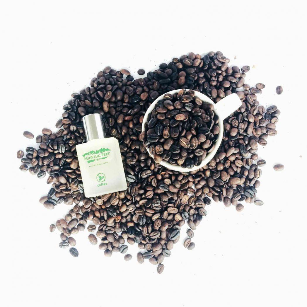 Parfum Original Branded aroma kopi