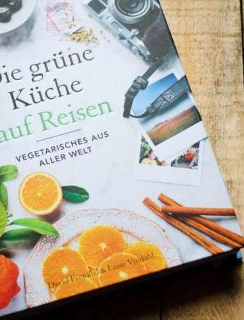 Die grüne Küche auf Reisen - Cover