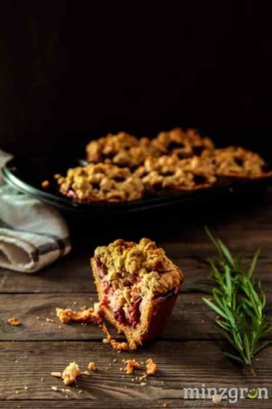 Sauerkirschquark Muffins