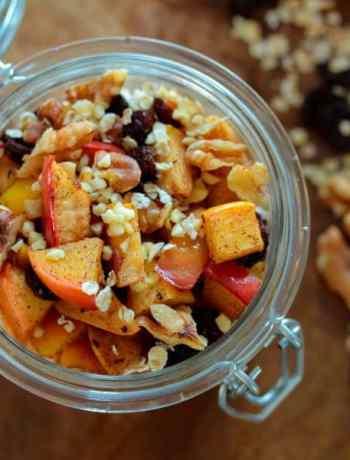 zuckerfreies Frühstück: Overnight Oats