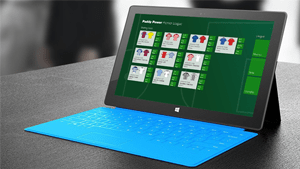 Paddy Power Windows 8 App