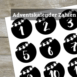 adventskalender zahlen freebie sketch style miomodo diy blog. Black Bedroom Furniture Sets. Home Design Ideas