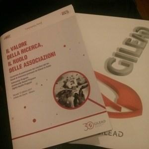 Gilead Valore Ricerca Ruolo Associazioni