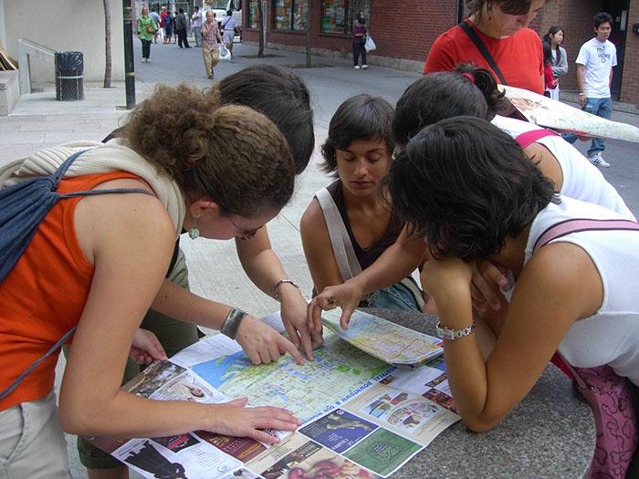niñas-mapa-roadtrip-canada-mipaseoporelmundo
