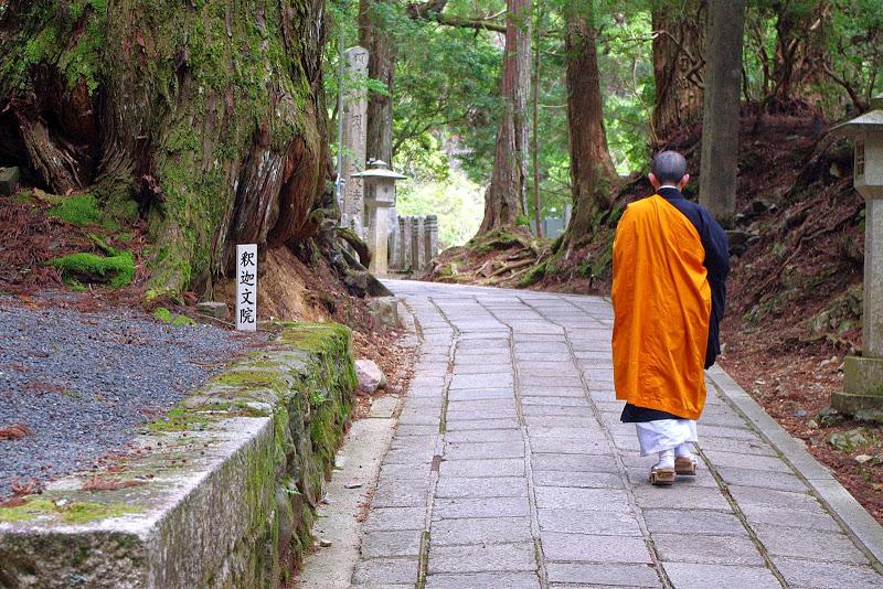 Relax y contemplación en Koyasan