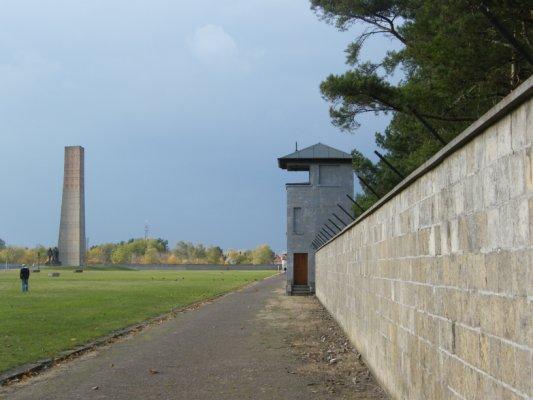 Visita al Campo de concentración de Sachsenhausen. Topografía del horror