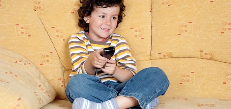 ¿Es malo que los bebés vean televisión?