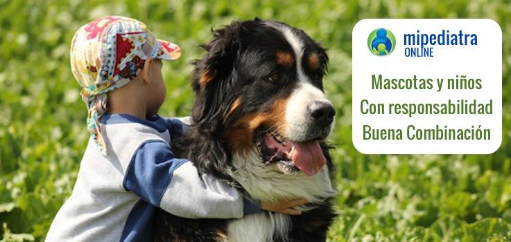 Mascotas y niños: ¿Afecta a su salud?