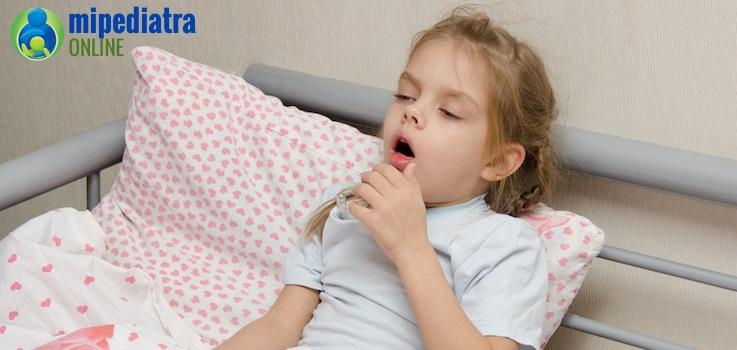 Qué hacer si tiene tos mi bebé, mi hijo, un niño