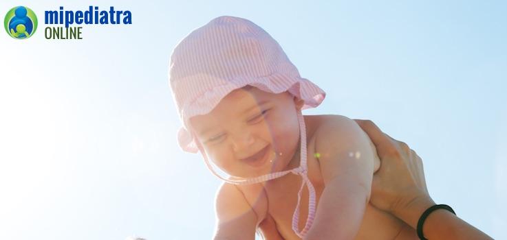 El Sol es Beneficioso para los niños. Exponlo controlando los riesgos