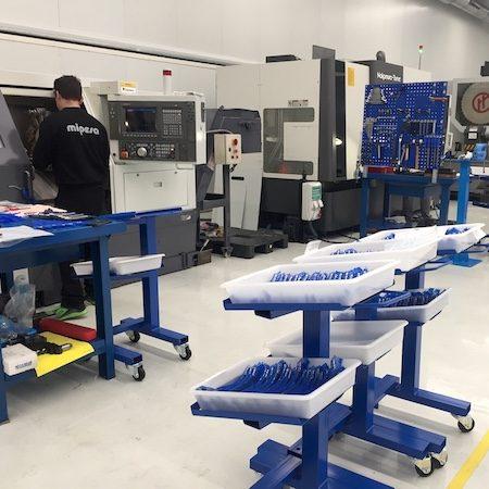 fabricacion de protesis en españa