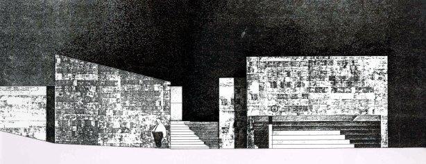 Dibujo Ayuntamiento de Madarcos