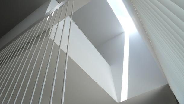 Escalera de la casa Martín de ALT arquitectura